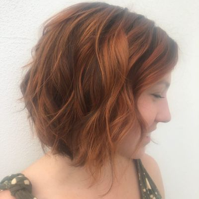 Copper Red | Bob