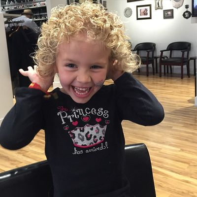 Kid's Curls