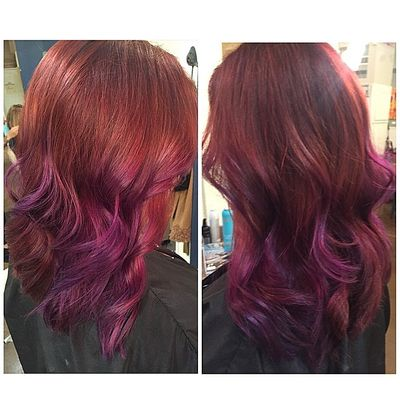 Red to Purple Ombre by Chenoa at Urban Betty.jpg