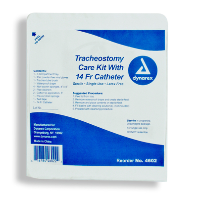 Tracheostomy Care Kit $1.99