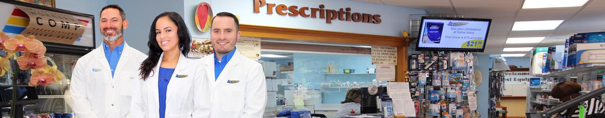 Prescripciones Internacionales en EP Medical Equipment Pharmacy