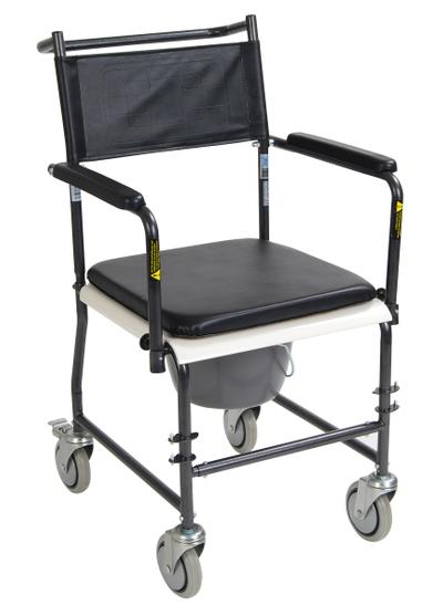 Portable Upholstered Wheeled
