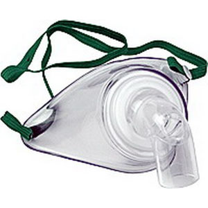 Adult Tracheostomy Mask $3.09