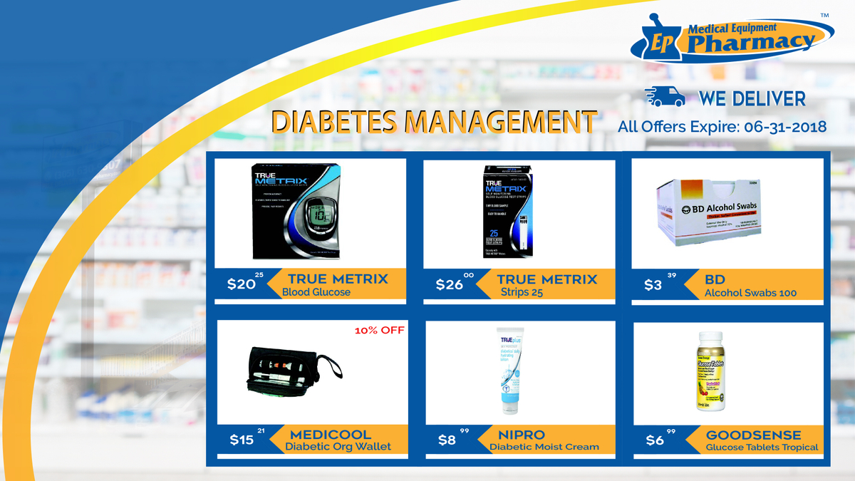 Diabetes Care Products