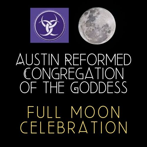 Austin RCG Full Moon Celebration