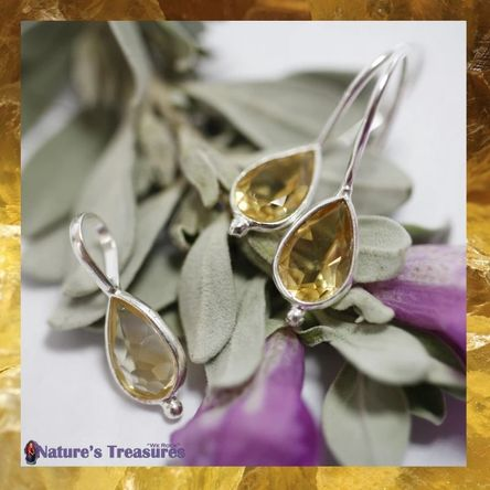 Citrine November Birthstone Set.jpg