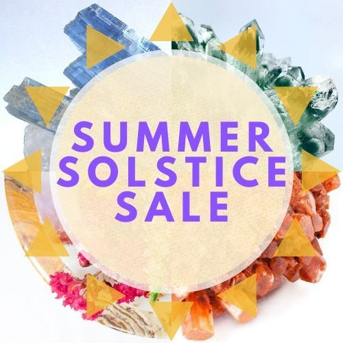Summer Solstice Clearance Sale