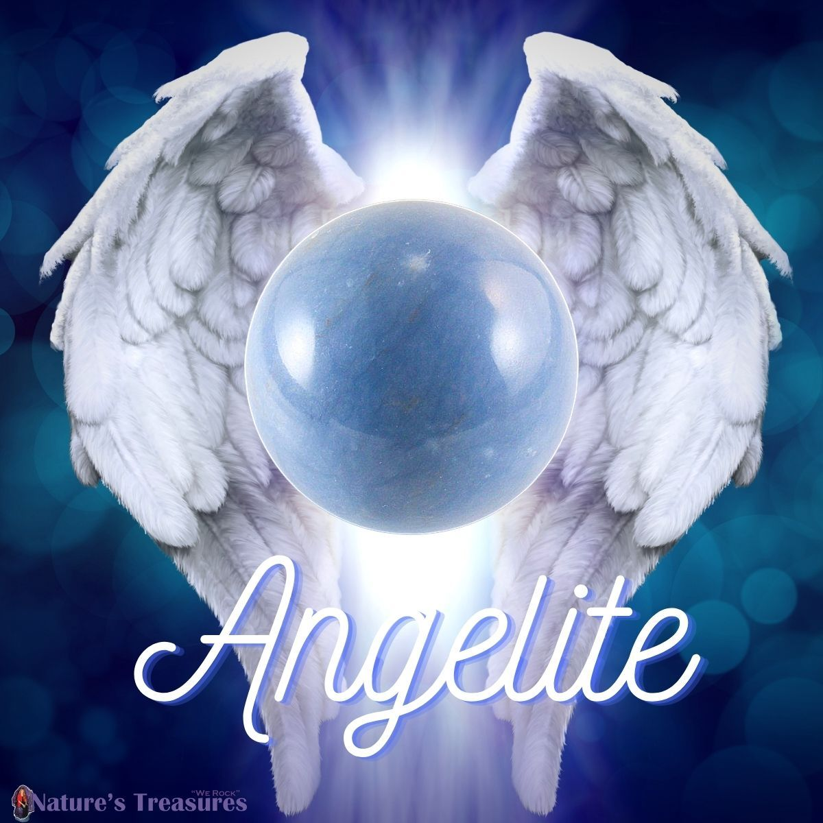 ANGELITE: STONE OF AWARENESS