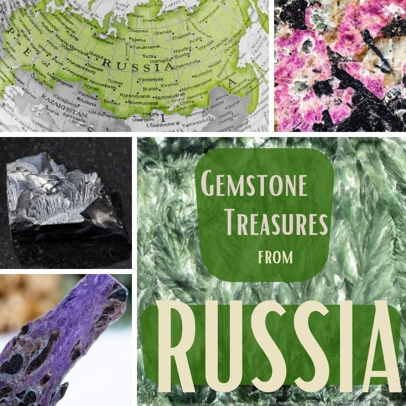 Gemstone Treasures from Russia