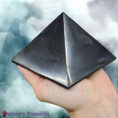 Jumbo Shungite Pyramid