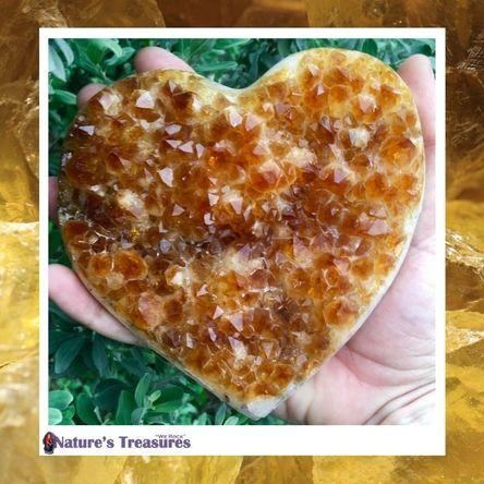 Citrine Druzy Heart Cluster.jpg