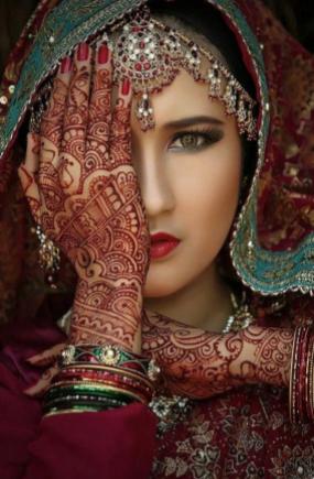 Renu Lal Henna Design Prayers to Wear