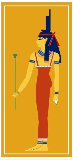 Goddess Isis Carnelian Blog
