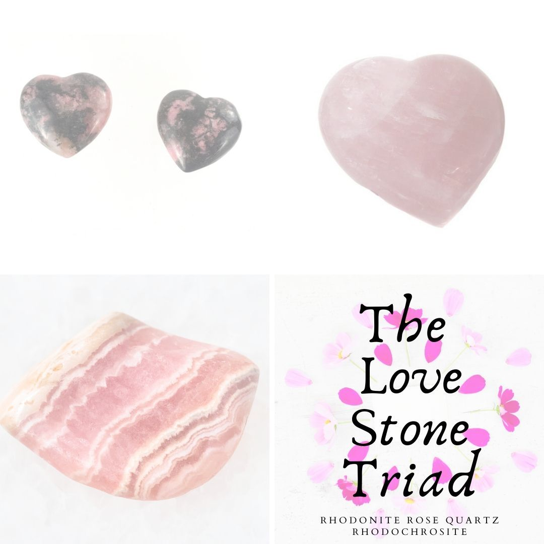 The Love Stone Triad