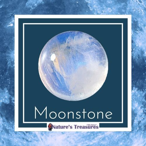 June Birthstone Moonstone Blog