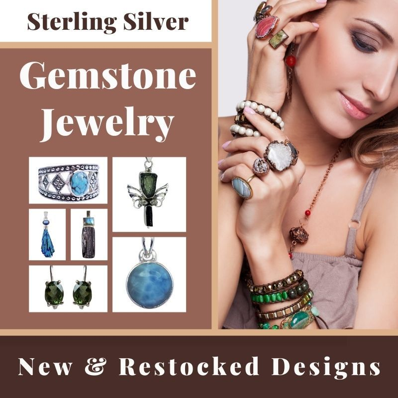 New & Restocked Jewelry
