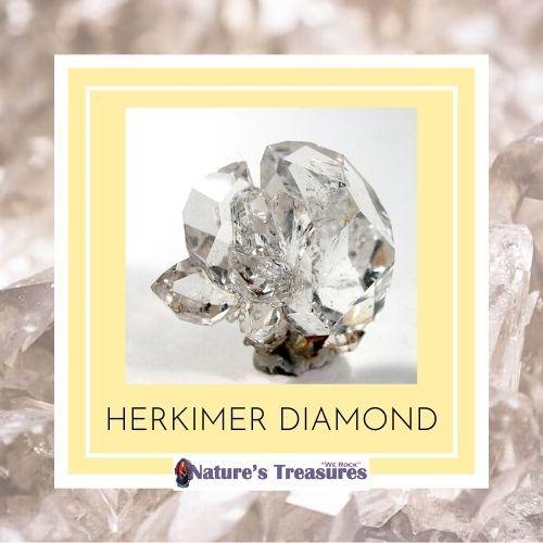 NT Herkimer Diamond