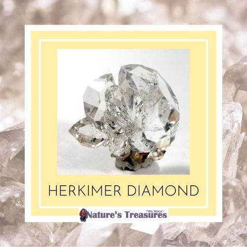 NT Herkimer Diamond
