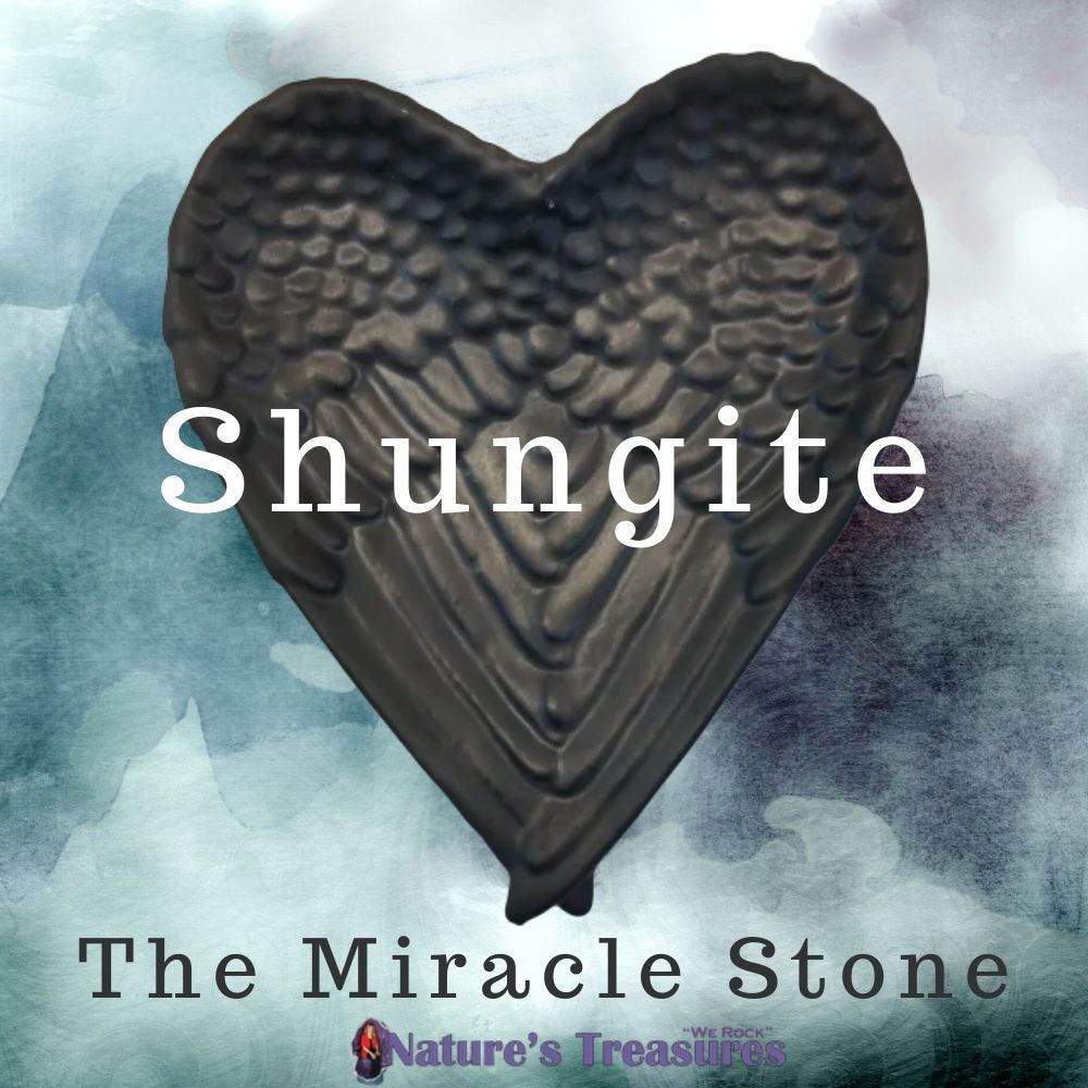 Shungite The Miracle Stone