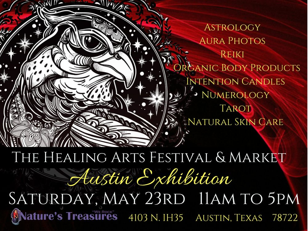 The Healing Arts Festival & Market Austin Exhibition