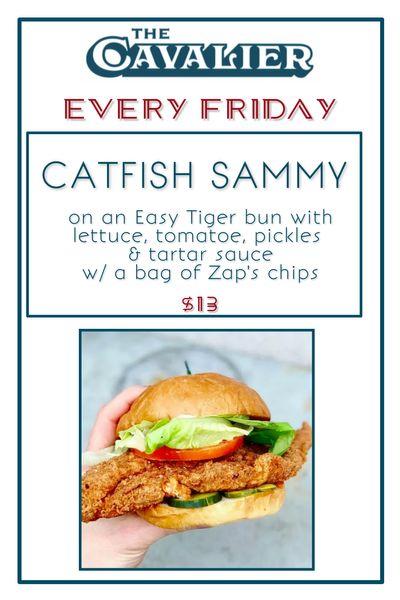 Catfish Fridays
