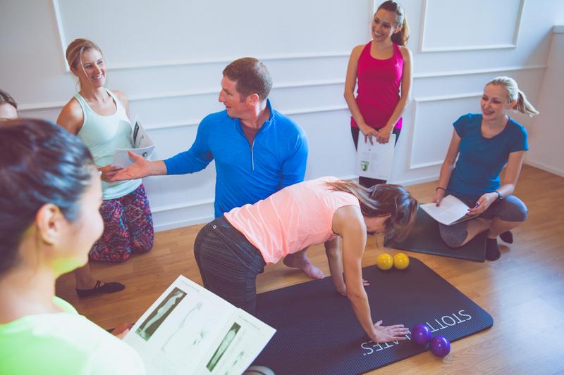 Pilates Teacher Training Real Pilates Dubai