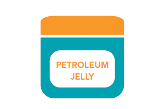 CONSIDER USING PETROLEUM JELLY