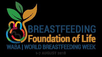 World Breast Feeding Week 1st week of August.png