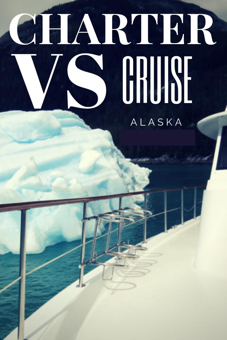 Alaskan vaccation adventure cruise ships vs yacht charter #cruiseship #cruising #yacht #yacht vacation #alaska