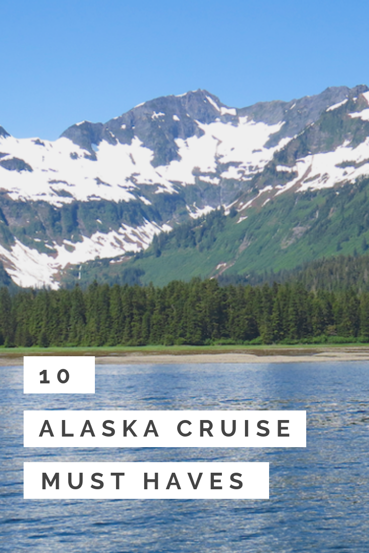 The 10 things your Alaskan cruise must have.  #alaska #yachtcharter #alaskacruise #yacht