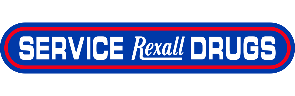 New - Service Rexall Drugs