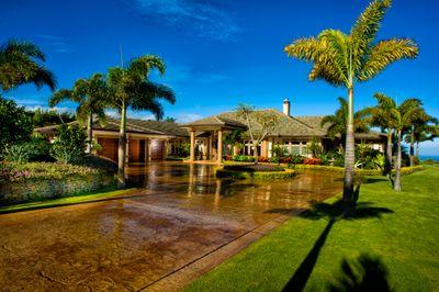 Maui commercial photography/Joe D'Alessandro Kapalua interior shoot