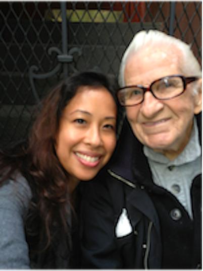 Minda & Allan, whose friendship as NYC neighbors inspired Peakfoqus