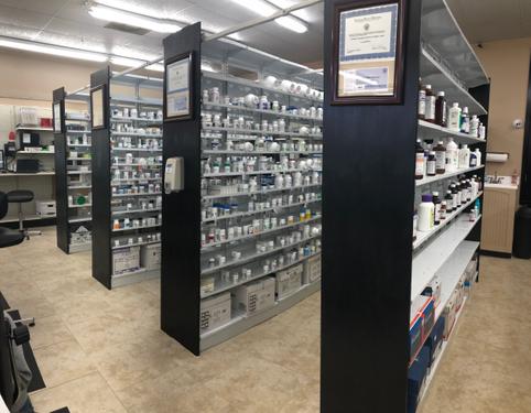 Springfield Drug Store Present