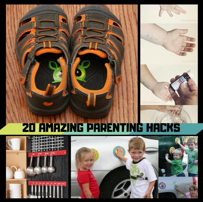 20 Amazing Parenting Hacks.png