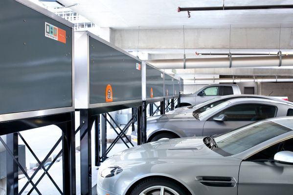 USU - Personal Mini Self Storage Locker for Garages