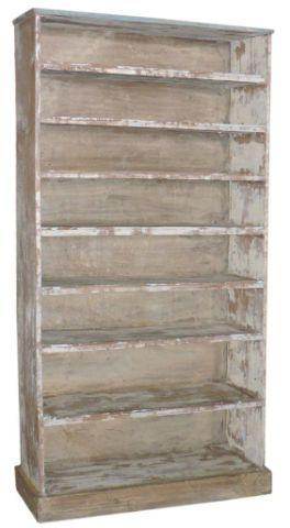 reclaimed shelves