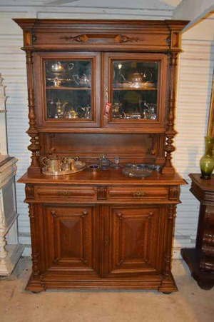 McLaren's Antiques & Interiors - French Double Buffet | Antique Furnture for Sale