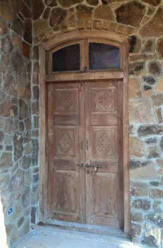 McLaren's Antiques & Interiors - Antique Door