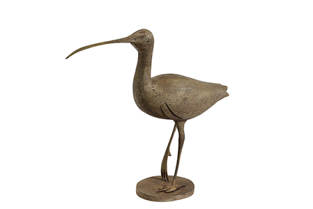 McLaren's Antiques & Interiors - Wood Duck on Stand