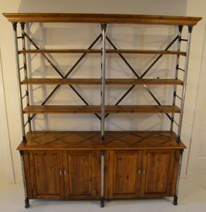 McLaren's Antiques & Interiors - Reclaimed Bookcase