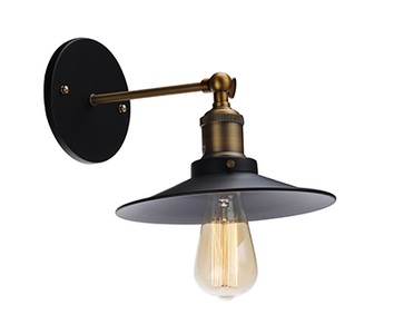 McLaren's Antiques & Interiors - Industrial French Finds - Wall Light