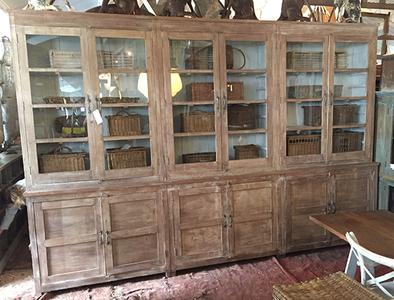McLaren's Antiques & Interiors - Large Bookcase