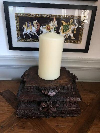 McLaren's Antiques & Interiors - Candle Holder