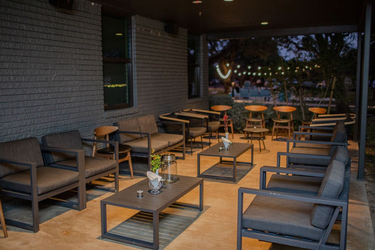 Covered Patio Event