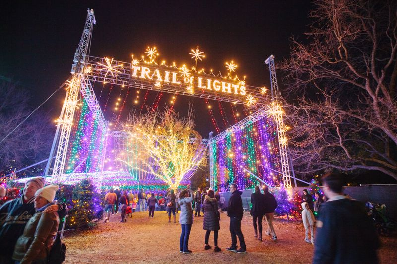 2019 Trail Of Lights Austin Preview