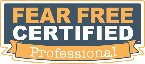Fear Free Certified Vet in Austin