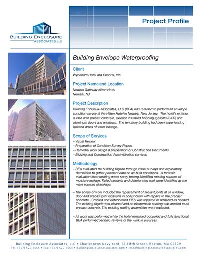 Hilton Newark, NJ Project Profile.jpg