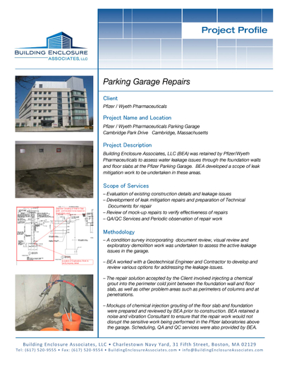 Parking Garage Repairs - Pfizer Parking Garage.jpg