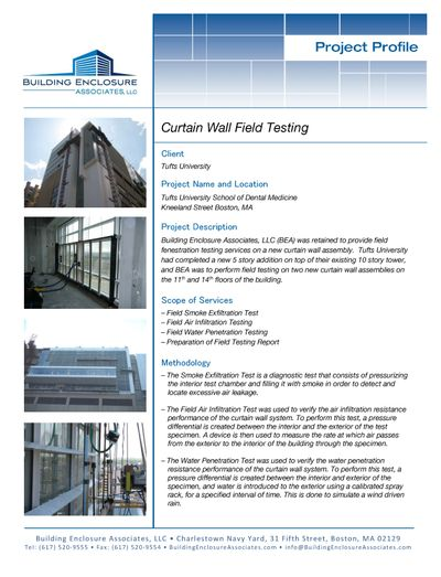 Curtain Wall Testing - Tufts Project Profile.jpg